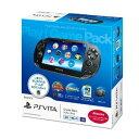 PlayStaiton Vita 3G/Wi-Fiモデル Play!Game Pack