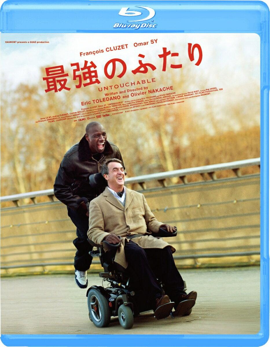 最強のふたり【Blu-ray】