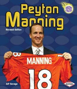 【送料無料】Peyton Manning [ Jeff Savage ]
