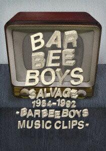 SALVAGE 1984-1992 BARBEE BOYS MUSIC CLIPS(仮)画像