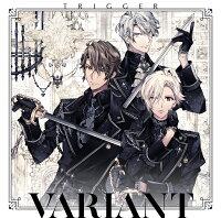 """TRIGGER 2nd Album """"VARIANT"""" (通常盤)"""