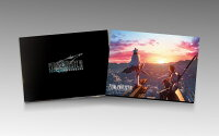 【先着特典】FINAL FANTASY VII REMAKE INTERGRADE Original Soundtrack(ミニメモ帳)
