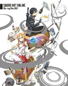 ソードアート・オンライン Blu-ray Disc BOX(完全生産限定版)【Blu-ray】