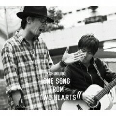 【送料無料】One Song From Two Hearts(初回限定盤 CD+DVD) [ コブクロ ]