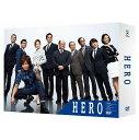 【楽天ブックスならいつでも送料無料】HERO DVD-BOX(2014年7月放送) [ 木村拓哉 ]