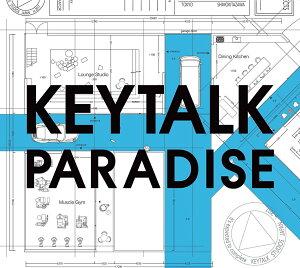 PARADISE (初回限定盤B CD+DVD) [ KEYTALK ]