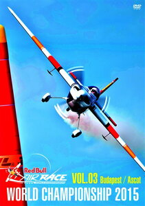 Red Bull AIR RACE WORLD CHAMPIONSHIP 2015 VOL.0…
