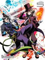 ディバインゲート vol.5【Blu-ray】