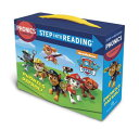 Paw Patrol Phonics Box Set BOXED-PAW PATROL PHONICS-12V (Step Into Reading) [ Jennifer Liberts ]