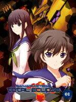 トータル・イクリプス 第1巻 【初回限定盤(仮)】 【Blu-ray】