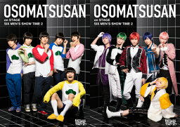 舞台 おそ松さんon STAGE 〜SIX MEN'S SHOW TIME2〜Blu-ray Disc