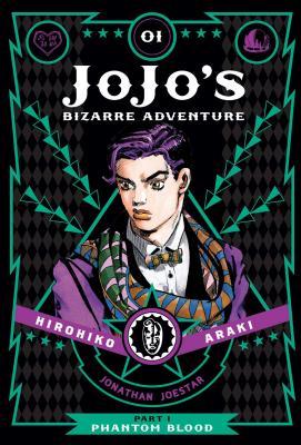 洋書, FAMILY LIFE & COMICS Jojos Bizarre Adventure: Part 1--Phantom Blood, Vol. 1, 1 JOJOS BIZARRE ADV PART 1--PHAN Jojos Bizarre Adventure: Part 1--Phanto Hirohiko Araki