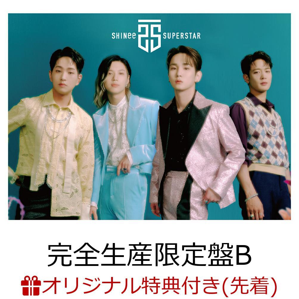 邦楽, ロック・ポップス SUPERSTAR (B -Movie Edition- )CDDVD PHOTOBOOKLET(24P)( 41) SHINee