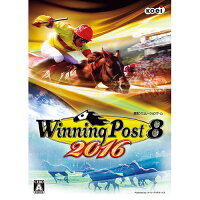 Winning Post 8 2016【Windows版特典付き】