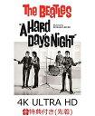 【先着特典】A HARD DAY'S NIGHT 【4K Ultra HDブルーレイ+ブルーレイ(本
