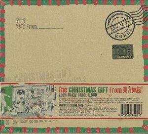 【輸入盤】 Christmas Gift From 東方神起 (CCCD)