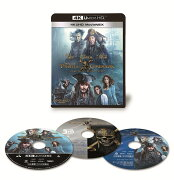 パイレーツ・オブ・カリビアン/最後の海賊 4K UHD MovieNEX【4K ULTRA HD】