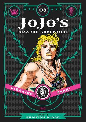洋書, FAMILY LIFE & COMICS Jojos Bizarre Adventure: Part 1--Phantom Blood, Vol. 3, Volume 3 JOJOS BIZARRE ADV PART 1--PHAN Jojos Bizarre Adventure: Part 1--Phanto Hirohiko Araki