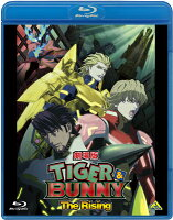 劇場版 TIGER & BUNNY -The Rising- 【通常版】【Blu-ray】