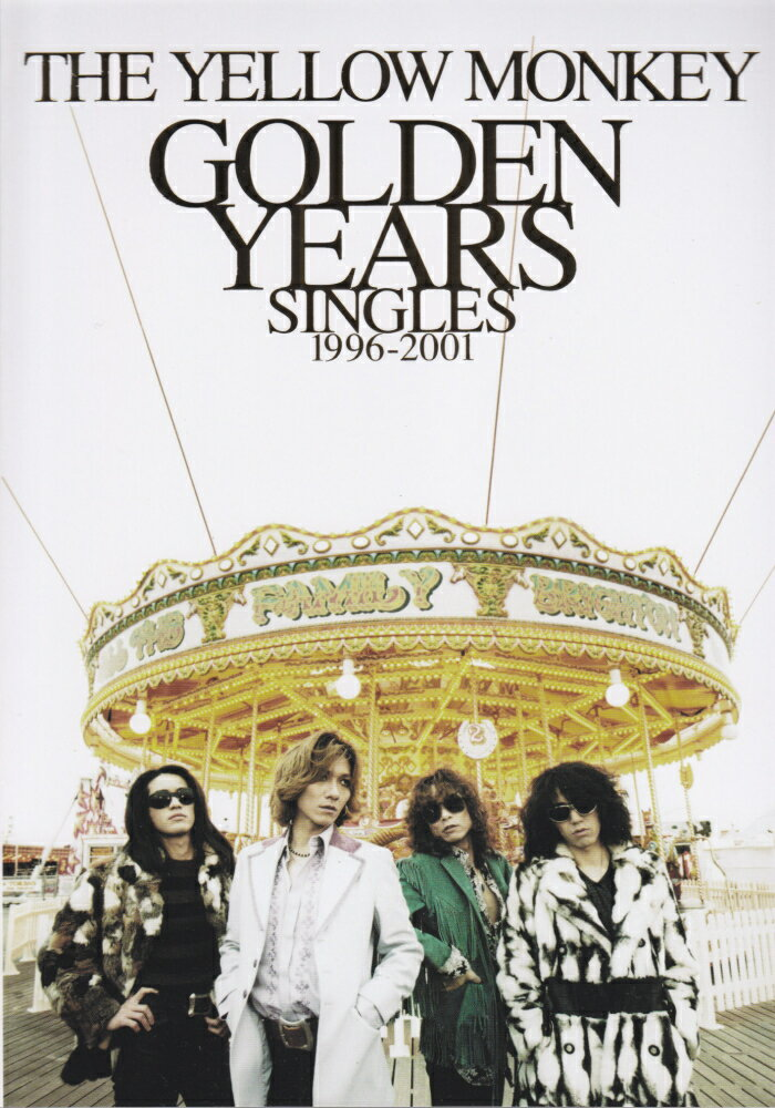 BS GOLDEN YEARS SINGLES1996?2001/THE YELLOW MONKEY [楽譜]画像