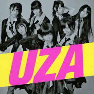 UZA(通常盤Type-B CD+DVD) [ AKB48 ]
