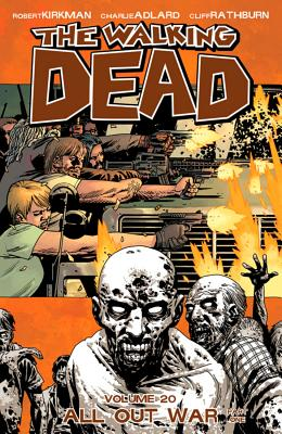 The Walking Dead Volume 20: All Out War Part 1画像