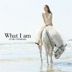 【楽天ブックスならいつでも送料無料】What I am(初回限定盤 CD+DVD) [ 平原綾香 ]