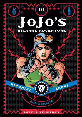 洋書, FAMILY LIFE & COMICS Jojos Bizarre Adventure: Part 2--Battle Tendency, Vol. 1, Volume 1 JOJOS BIZARRE ADV PART 2--BATT Jojos Bizarre Adventure: Part 2--Battle Hirohiko Araki