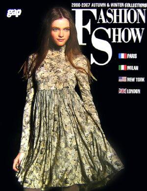 Fashion show(2006-2007 autum) Paris-Milan-New York-Lond