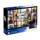【楽天ブックスならいつでも送料無料】PlayStation4 Grand Theft Auto V Pack