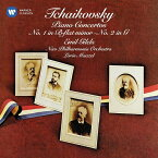 【輸入盤】ピアノ協奏曲第1番、第2番 エミール・ギレリス、ロリン・マゼール&ニュー・フィルハーモニア管弦楽団 [ チャイコフスキー(1840-1893) ]