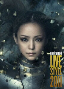 【送料無料】namie amuro LIVE STYLE 2011