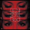 "LIVE TOUR 2013 ""Red"" TOUR FINAL 2013.10.06 @ ZEPP(CD+DVD) [ BENI ]"