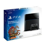 SONY PlayStation 4 First Limited Pack