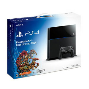 【送料無料】【特典付き】PlayStation 4 First Limited Pack