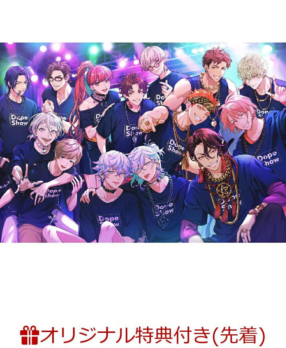 【楽天ブックス限定先着特典】Paradox Live Dope Show -2021.3.20 LINE CUBE SHIBUYA-(2L判ブロマイド4枚セット)