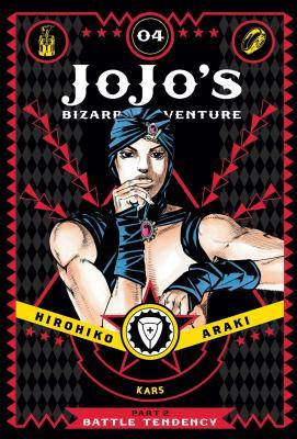 洋書, FAMILY LIFE & COMICS Jojos Bizarre Adventure: Part 2--Battle Tendency, Vol. 4, Volume 4 JOJOS BIZARRE ADV PART 2--BATT Jojos Bizarre Adventure: Part 2--Battle Hirohiko Araki