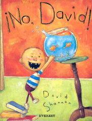 【送料無料】No, David! = No David! [ David Shannon ]