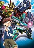 新幹線変形ロボ シンカリオンBlu-ray BOX4【Blu-ray】