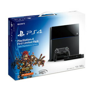 【送料無料】【特典付き】PlayStation 4 First Limited Pack with PlayStation Camera