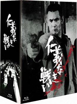 仁義なき戦い Blu-ray BOX【Blu-ray】