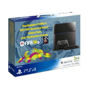 【楽天ブックスならいつでも送料無料】PlayStation 4 × FIFA 14 2014 FIFA World Cup Brazil L...