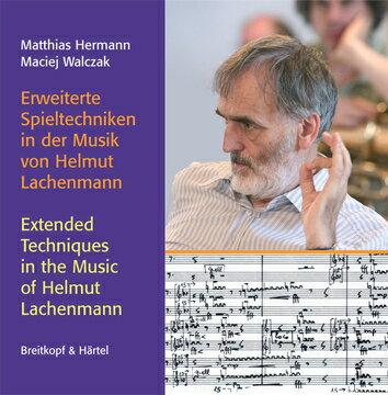【輸入楽譜】ラッヘンマン, Helmut Friedrich: Extended Techniques in the Music of Helmut Lachenmann: CD-ROM画像