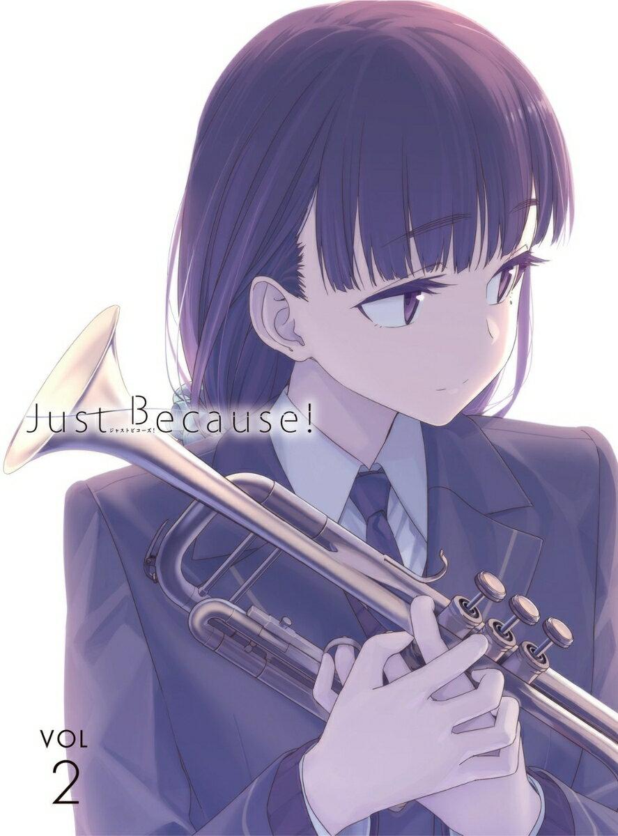 Just Because! 第2巻【Blu-ray】画像