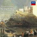 メンデルスゾーン:交響曲第3番≪スコットランド≫ 交響曲第4番≪イタリア≫ 序曲≪フィンガルの洞窟≫
