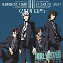 【送料無料】DARKNESS NIGHT|BRIGHTEST LIGHT [ 可憐GUY's ]
