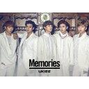 【楽天ブックスならいつでも送料無料】Memories(初回限定盤A CD+DVD) [ U-KISS ]