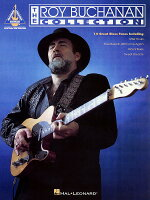 【輸入楽譜】ブキャナン, Roy: ロイ・ブキャナン コレクション: ギター・タブ譜