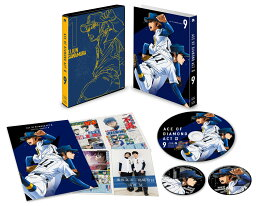 ダイヤのA actII Blu-ray Vol.9