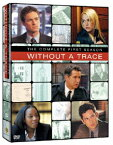WITHOUT A TRACE/FBI 失踪者を追え!<ファースト・シーズン>コレクターズ・ボックス [ アンソニー・ラパリア ]